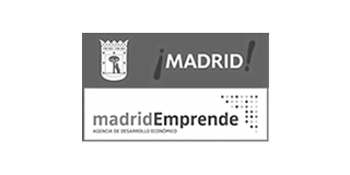 Madrid Emprende Logo